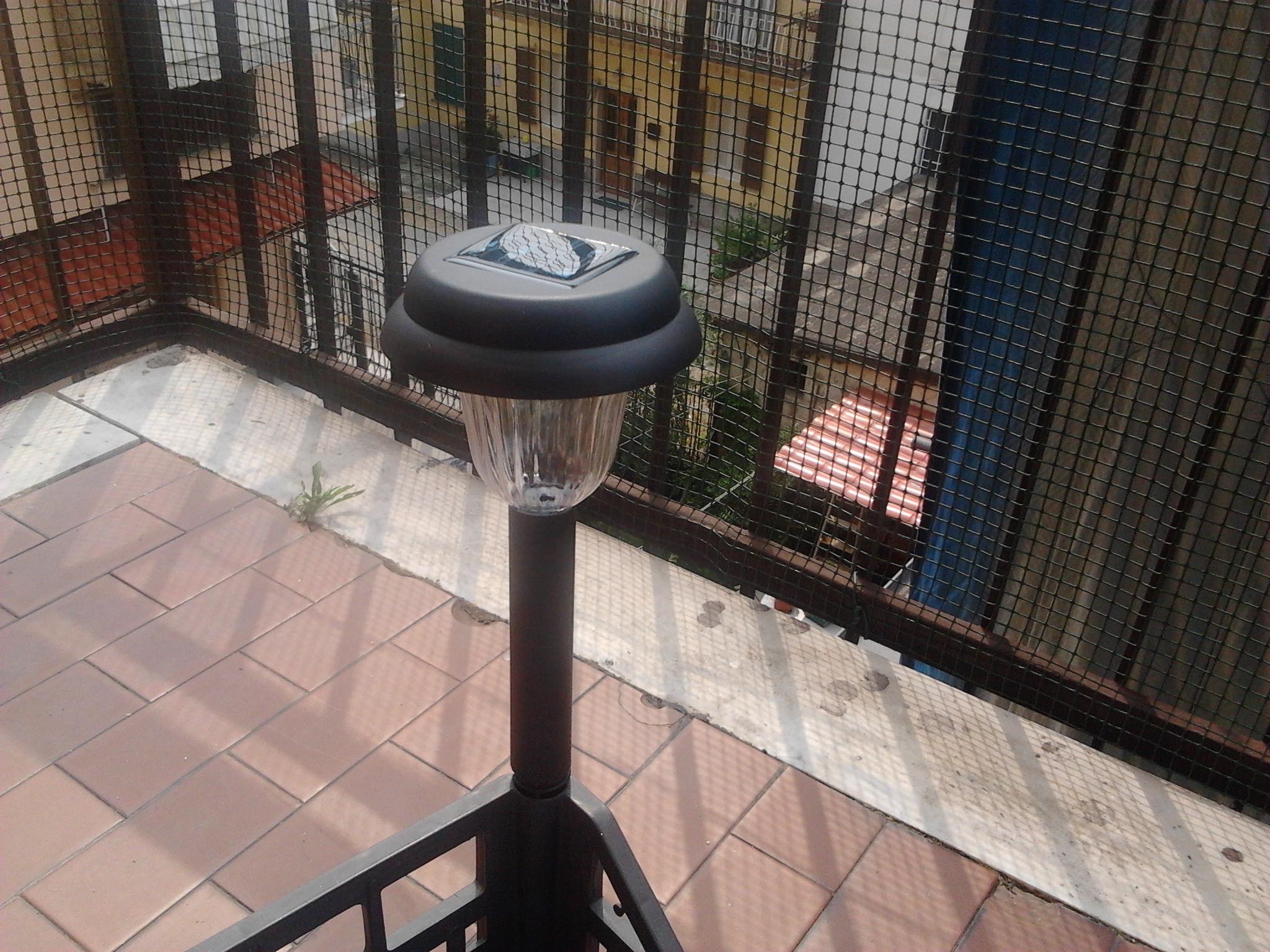 torcia solare