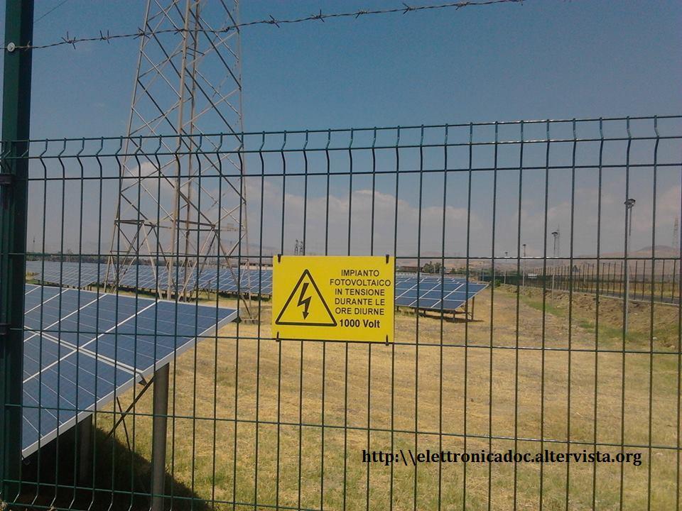 centrale solare di Adrano (CT)