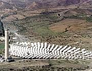 Centrale solare Eurelios come era