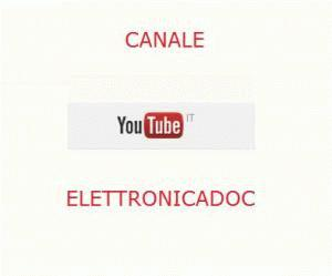 Vai al mio canale youtube