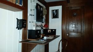 Genova - Museo Galata del Mare - Postazione radio piroscafo