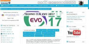Techno Clil Evo 2017